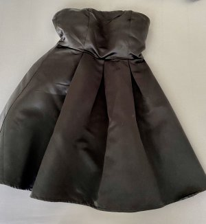 Glamorous Vestido bandeau negro