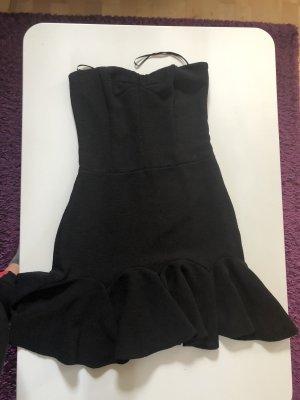 Zara Robe bustier noir