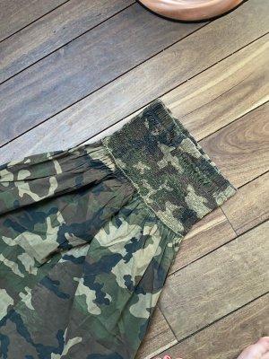 Bandeaukleid Camouflage