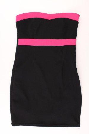Bandeau Dress black polyester