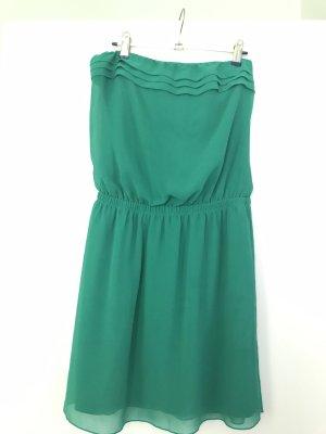 Intimissimi Vestido bandeau verde