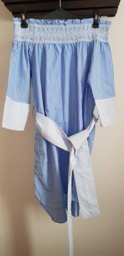 Bandeaukleid Kleid von Reserved Gr.36 gestreift
