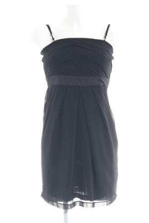 Bandeau Dress black elegant