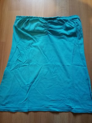 Tally Weijl Haut bandeau turquoise
