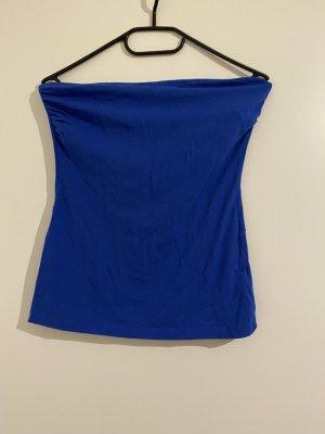UP Fashion Top bandeau azul