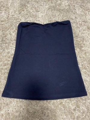 Amisu Haut bandeau bleu foncé