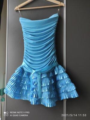 Bandeu Kleid von Yves Calin Paris Gr 34