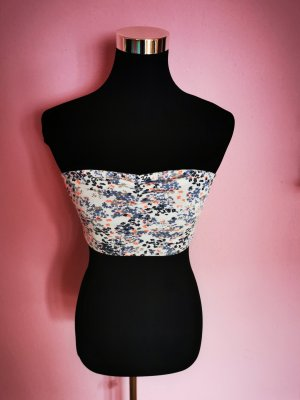 Only Top bandeau multicolor