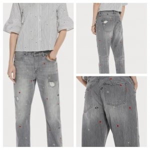 bandit felix cat Boyfriend jeans gr W27L32 scotch &soda