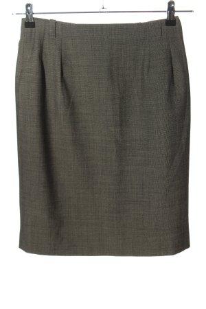Bandolera Pencil Skirt light grey flecked business style