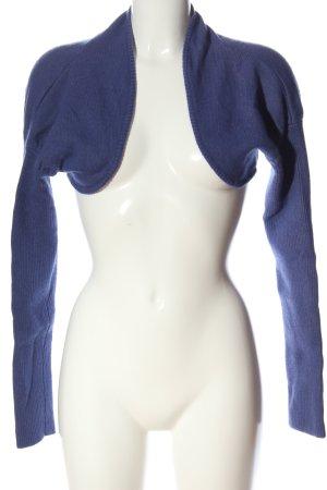 Bandolera Bolero blau Casual-Look