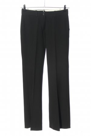 Bandolera Pleated Trousers black business style