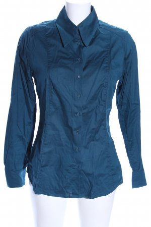 Bandolera Shirt Blouse blue business style