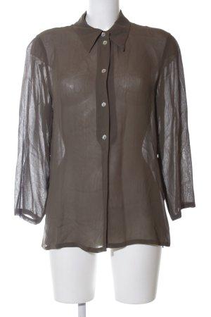 Bandolera Shirt Blouse brown casual look