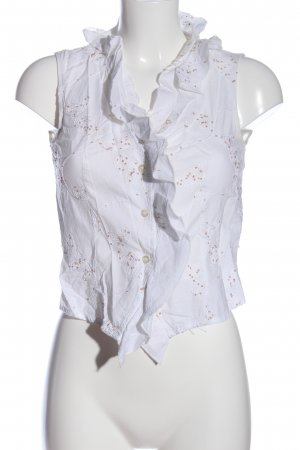 Bandolera Shirt Blouse white casual look