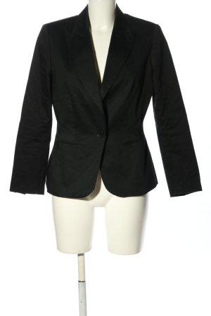 Bandolera Korte blazer zwart zakelijke stijl