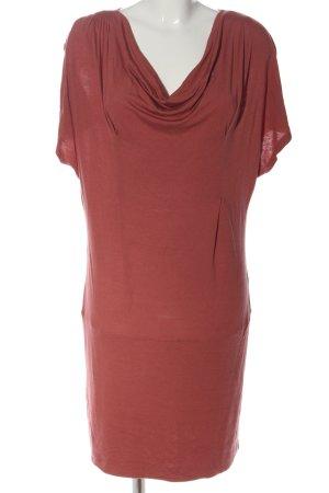 Bandolera Shortsleeve Dress pink casual look