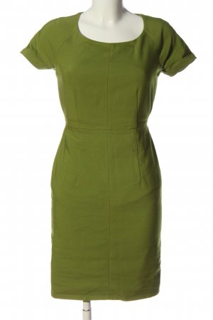 Bandolera Kurzarmkleid grün Casual-Look