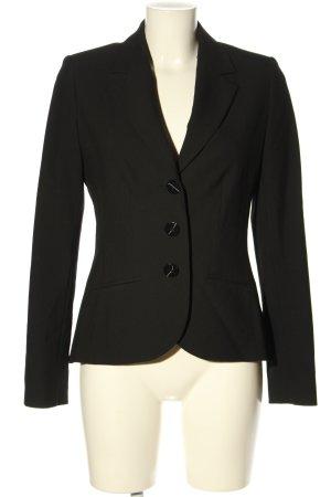 Bandolera Long Blazer black business style