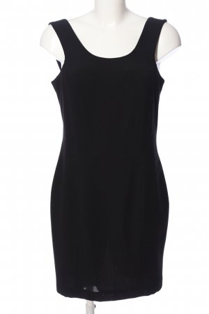 Bandolera Mini Dress black business style