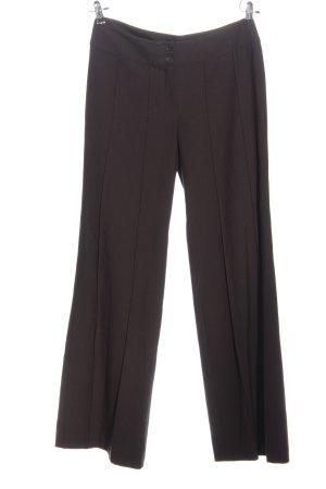 Bandolera Jersey Pants brown business style