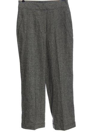 Bandolera Jersey Pants light grey flecked casual look