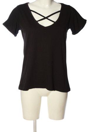 bang V-Ausschnitt-Shirt