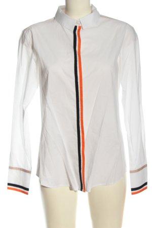 Barbara Becker Long Sleeve Shirt white business style