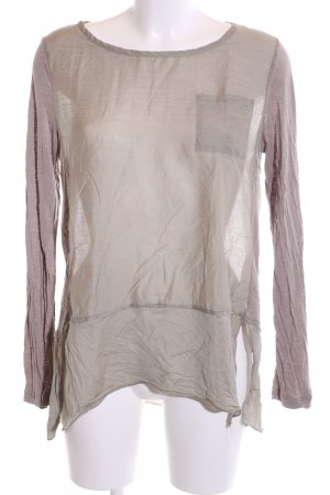 Barbara Becker Longsleeve creme Casual-Look