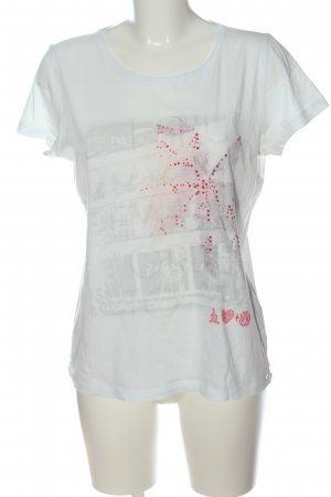 Barbara Becker Print Shirt themed print casual look