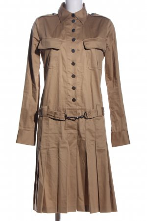Barbara Bui Cargo Dress brown casual look