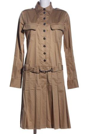 Barbara Bui Cargo Dress brown casual look