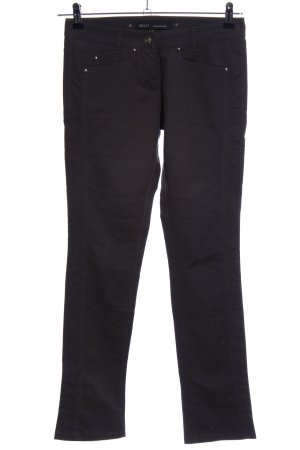 Barbara Bui Five-Pocket-Hose schwarz Casual-Look