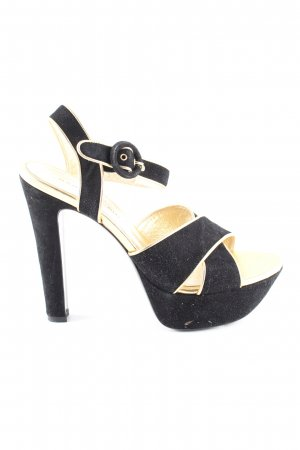 Barbara Bui High Heel Sandal black casual look