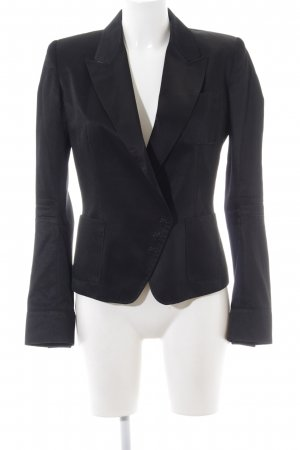 Barbara Bui Jersey Blazer black business style