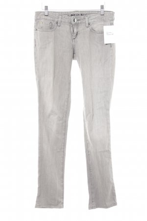 Barbara Bui Skinny Jeans grey casual look