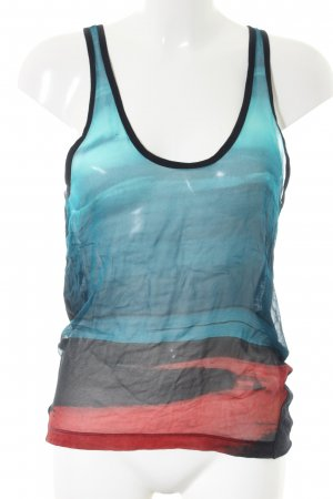 Barbara Bui Tank Top color gradient casual look