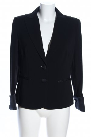 Barbara Kessels Kurz-Blazer schwarz Business-Look