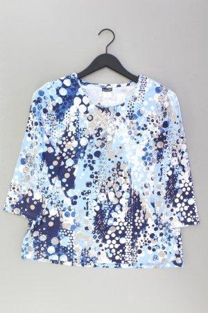 BARBARA LEBEK Camicetta a blusa blu-blu neon-blu scuro-azzurro