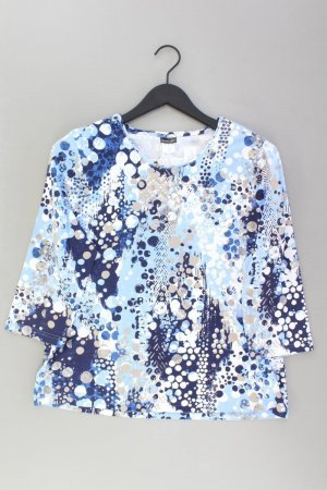 BARBARA LEBEK Blouse blue-neon blue-dark blue-azure