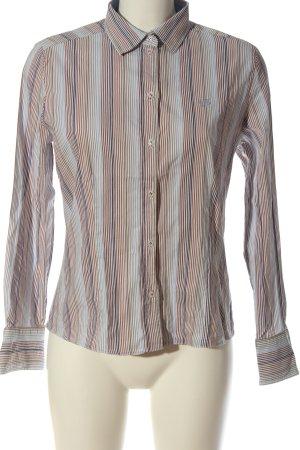 BARBARA LEBEK Camicia a maniche lunghe motivo a righe stile casual