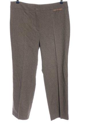 BARBARA LEBEK Pantalone jersey marrone modello web stile professionale