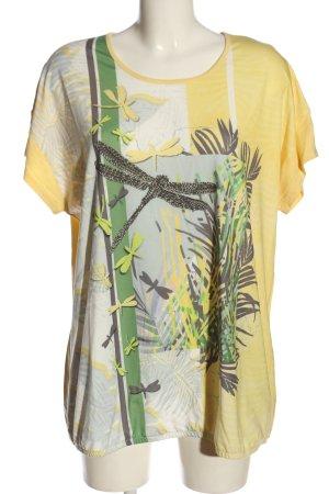 BARBARA LEBEK T-shirt Stampa a tema stile casual