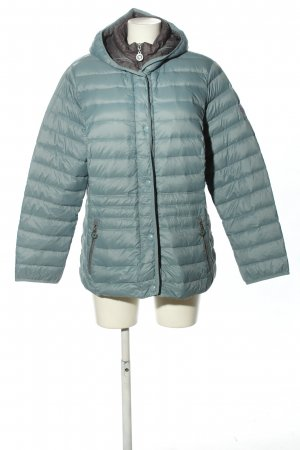 BARBARA LEBEK Windstopper blau Steppmuster Casual-Look