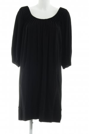 Barbara Schwarzer A Line Dress black business style