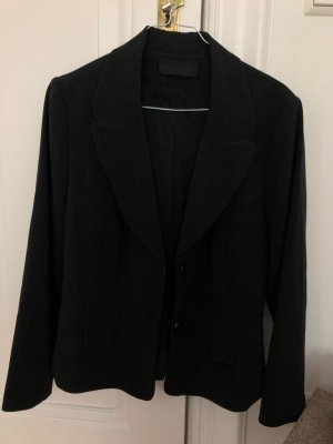 Barbara Schwarzer Business Suit black acetate