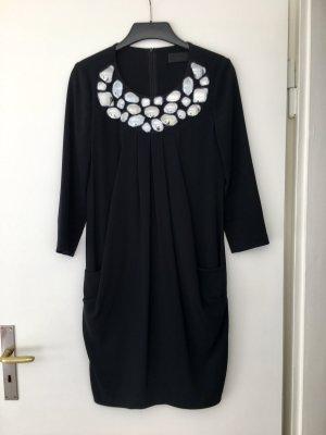 Barbara Schwarzer Robe noir