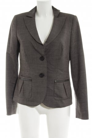 Barbara Schwarzer Jersey Blazer light grey elegant