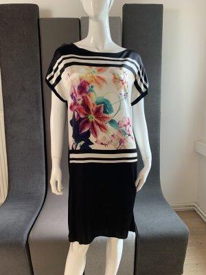 Barbara Schwarzer Shortsleeve Dress multicolored