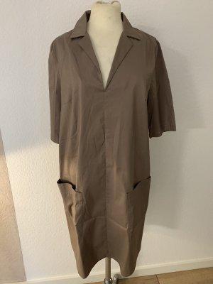 Barbara Schwarzer Sukienka płaszczowa camel-jasnobrązowy